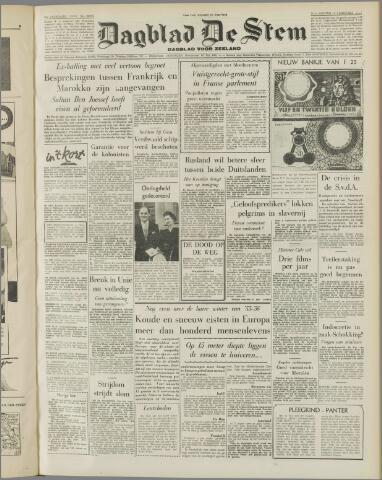 de Stem 1956-02-16