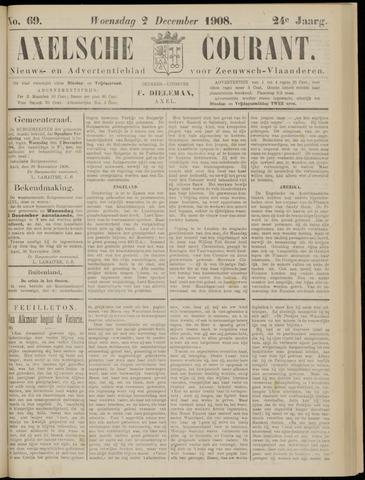 Axelsche Courant 1908-12-02