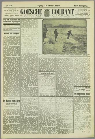 Goessche Courant 1929-03-15