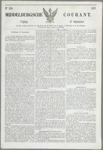 Middelburgsche Courant 1872-09-27