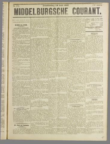 Middelburgsche Courant 1927-07-28