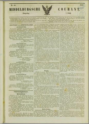 Middelburgsche Courant 1847-06-01