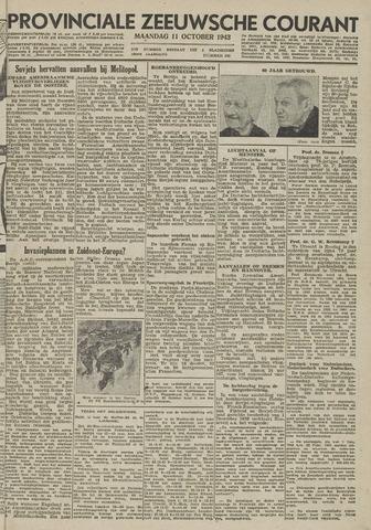 Provinciale Zeeuwse Courant 1943-10-11