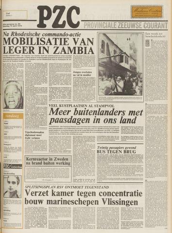 Provinciale Zeeuwse Courant 1979-04-14