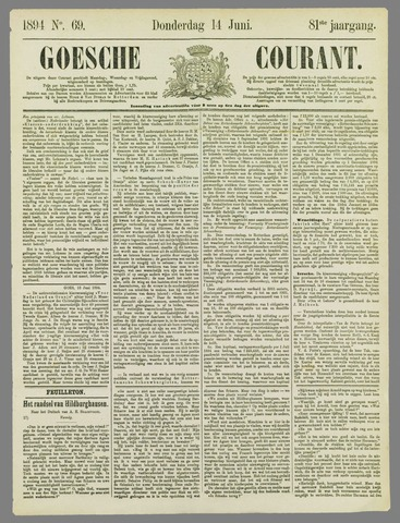 Goessche Courant 1894-06-14