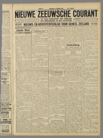 Nieuwe Zeeuwsche Courant 1933-02-18