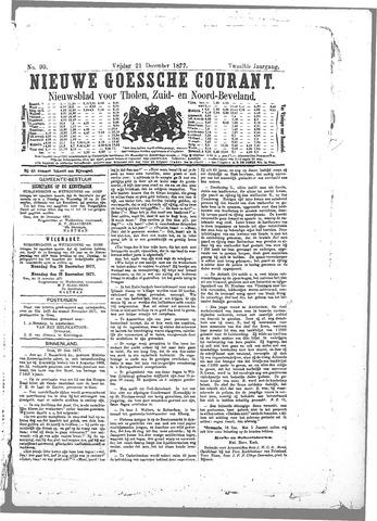 Nieuwe Goessche Courant 1877-12-21