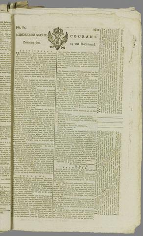 Middelburgsche Courant 1810-07-14