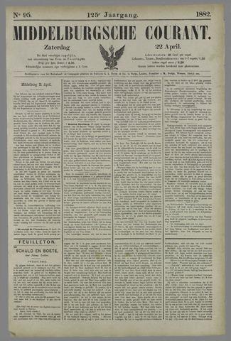 Middelburgsche Courant 1882-04-22