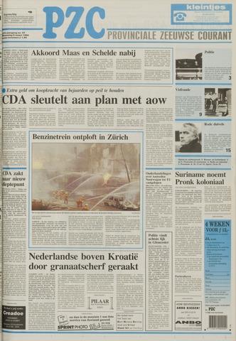 Provinciale Zeeuwse Courant 1994-03-09