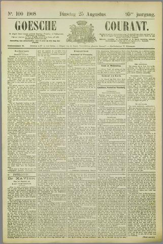 Goessche Courant 1908-08-25