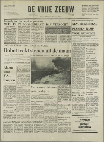 de Vrije Zeeuw 1970-09-22