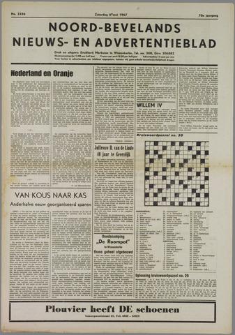 Noord-Bevelands Nieuws- en advertentieblad 1967-05-06