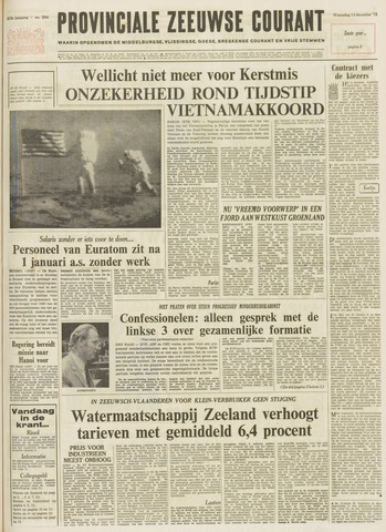Provinciale Zeeuwse Courant 1972-12-13