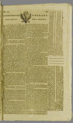Middelburgsche Courant 1807-08-20