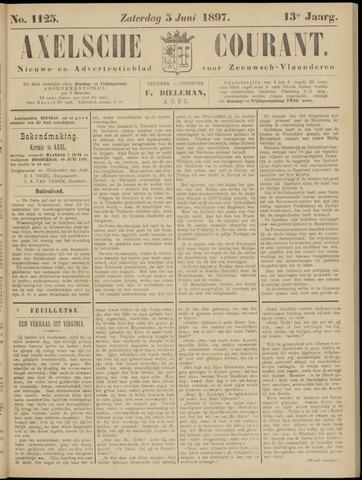 Axelsche Courant 1897-06-05