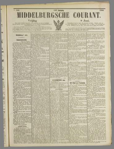 Middelburgsche Courant 1906-06-08