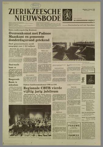 Zierikzeesche Nieuwsbode 1982-02-01