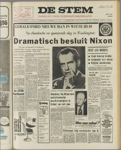 de Stem 1974-08-09