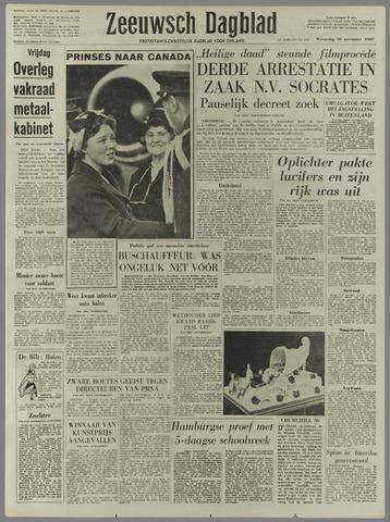 Zeeuwsch Dagblad 1960-11-30