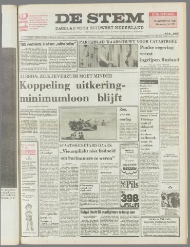 de Stem 1980-08-28