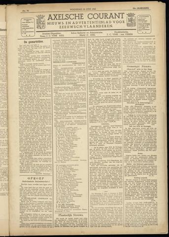 Axelsche Courant 1945-06-20