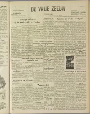 de Vrije Zeeuw 1959-05-26
