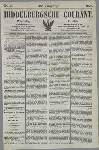 Middelburgsche Courant 1879-05-14