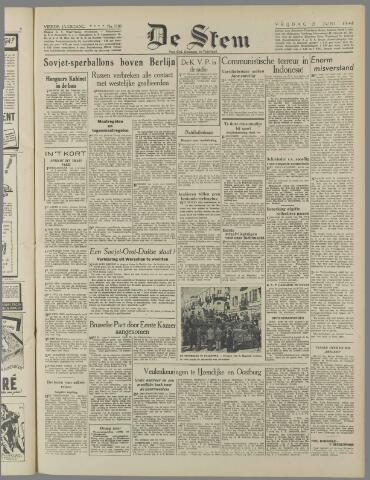 de Stem 1948-06-25