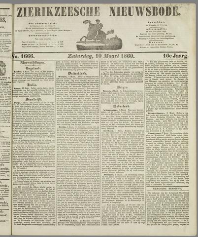 Zierikzeesche Nieuwsbode 1860-03-10