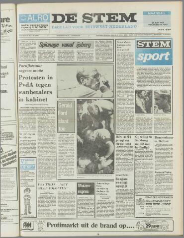 de Stem 1977-06-27