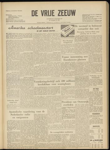 de Vrije Zeeuw 1957-01-05