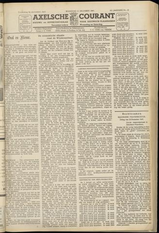Axelsche Courant 1947-12-31