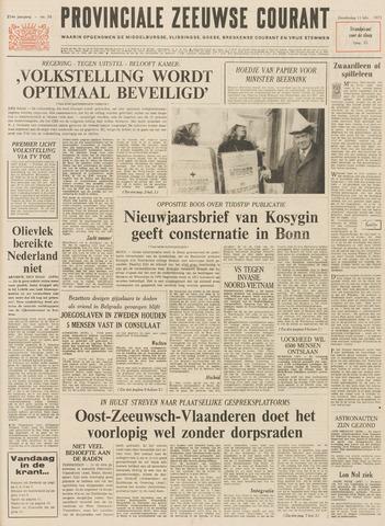 Provinciale Zeeuwse Courant 1971-02-11