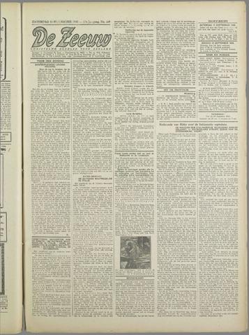 De Zeeuw. Christelijk-historisch nieuwsblad voor Zeeland 1943-09-11