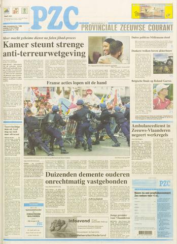 Provinciale Zeeuwse Courant 2003-06-06