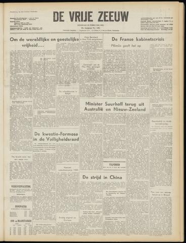 de Vrije Zeeuw 1955-02-15