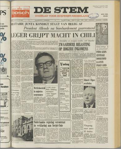 de Stem 1973-09-12