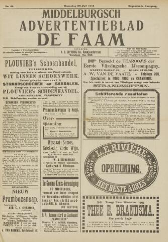 de Faam en de Faam/de Vlissinger 1915-07-28