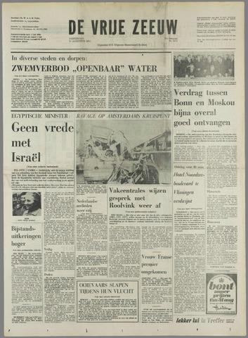 de Vrije Zeeuw 1970-08-13