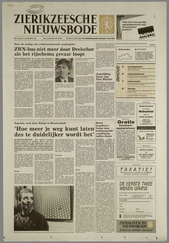 Zierikzeesche Nieuwsbode 1991-12-13