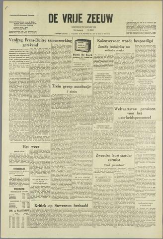de Vrije Zeeuw 1963-01-23