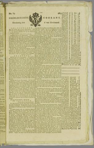 Middelburgsche Courant 1809-07-06