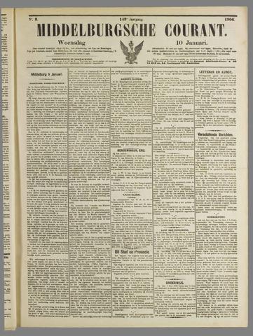 Middelburgsche Courant 1906-01-10