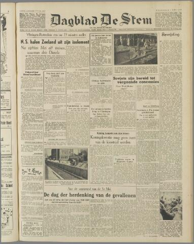 de Stem 1949-05-04