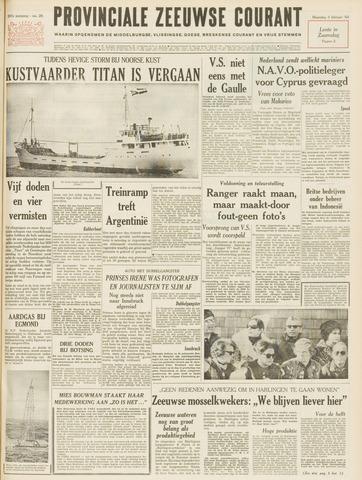 Provinciale Zeeuwse Courant 1964-02-03