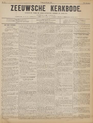 Zeeuwsche kerkbode, weekblad gewijd aan de belangen der gereformeerde kerken/ Zeeuwsch kerkblad 1936-03-06