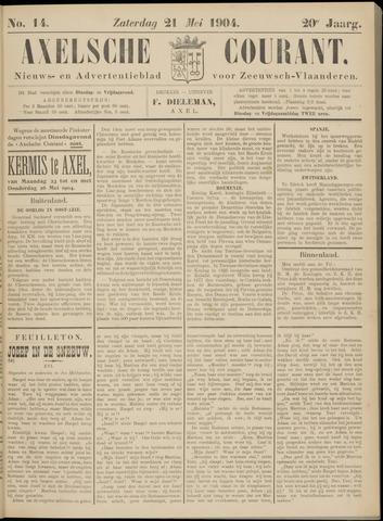 Axelsche Courant 1904-05-21