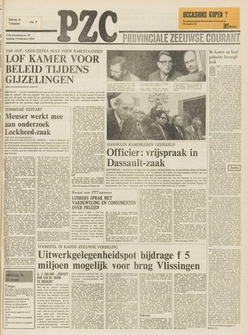 Provinciale Zeeuwse Courant 1976-02-13
