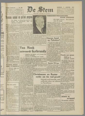 de Stem 1947-01-07